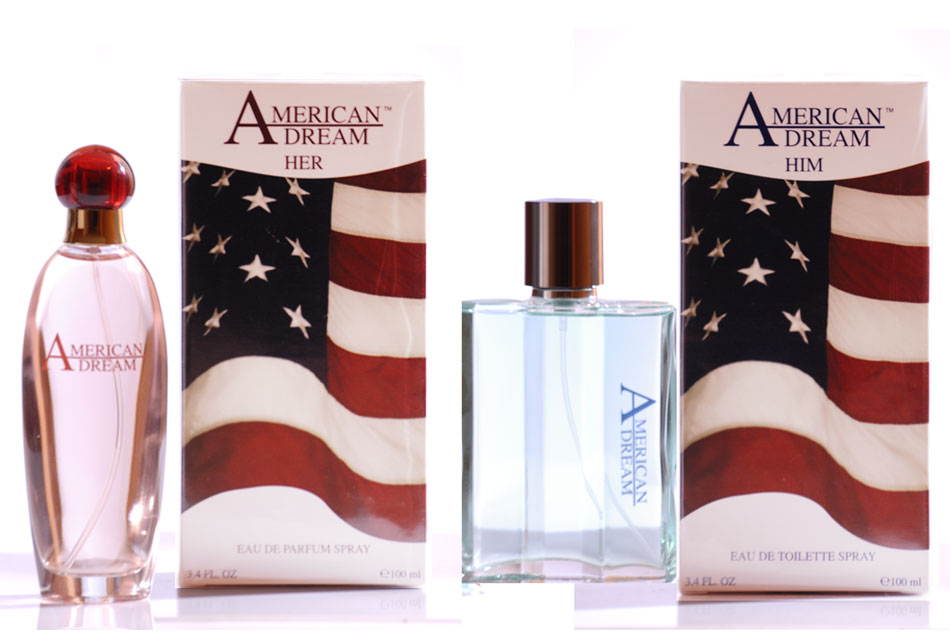 American Dream Perfume for Him and Her