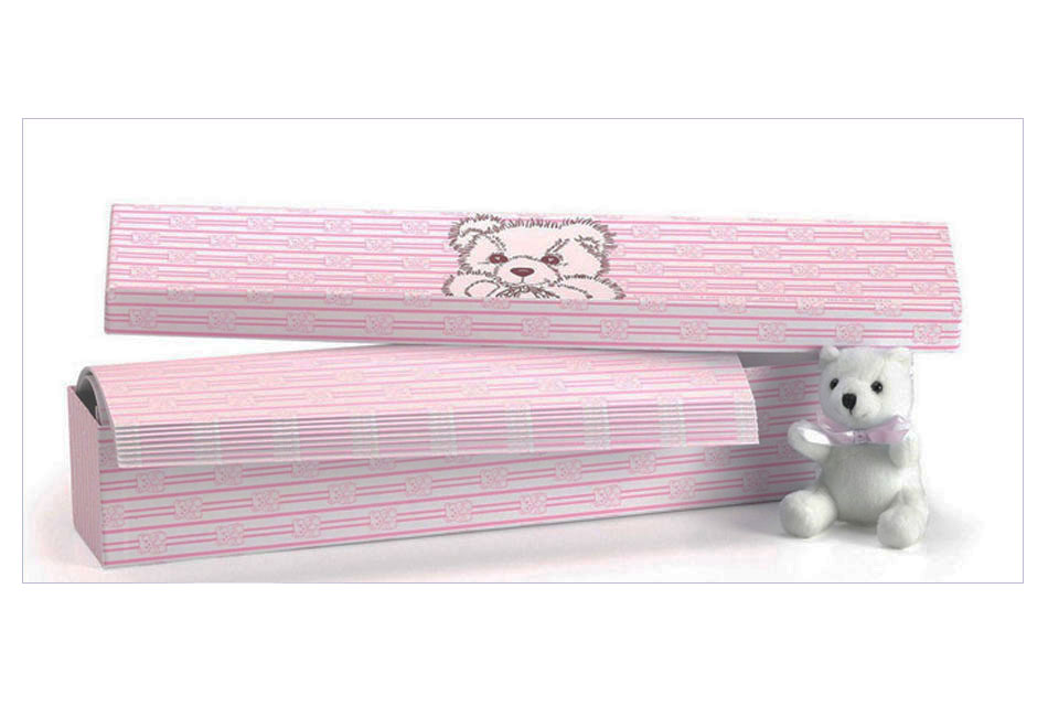 Just for Baby Girl Scented Drawer Liner