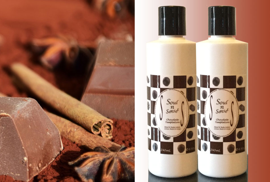Chocolate Natural Hand and Body Lotion
