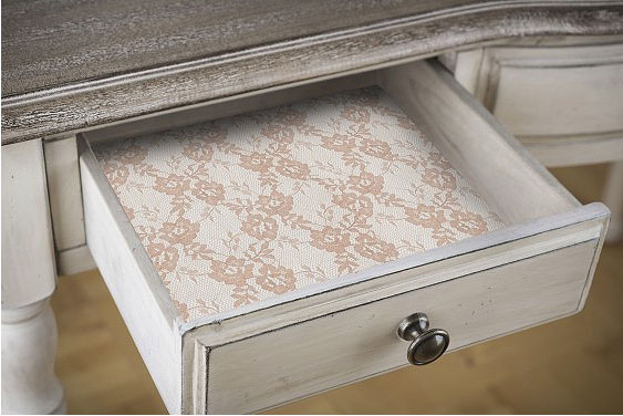 English Lace in Drawer