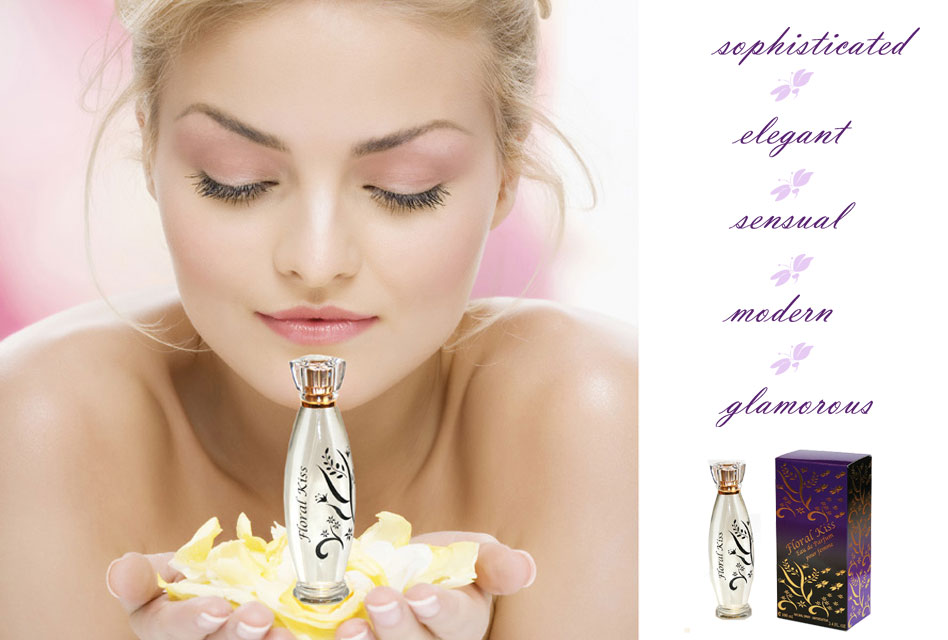 Floral Kiss Perfume for Women