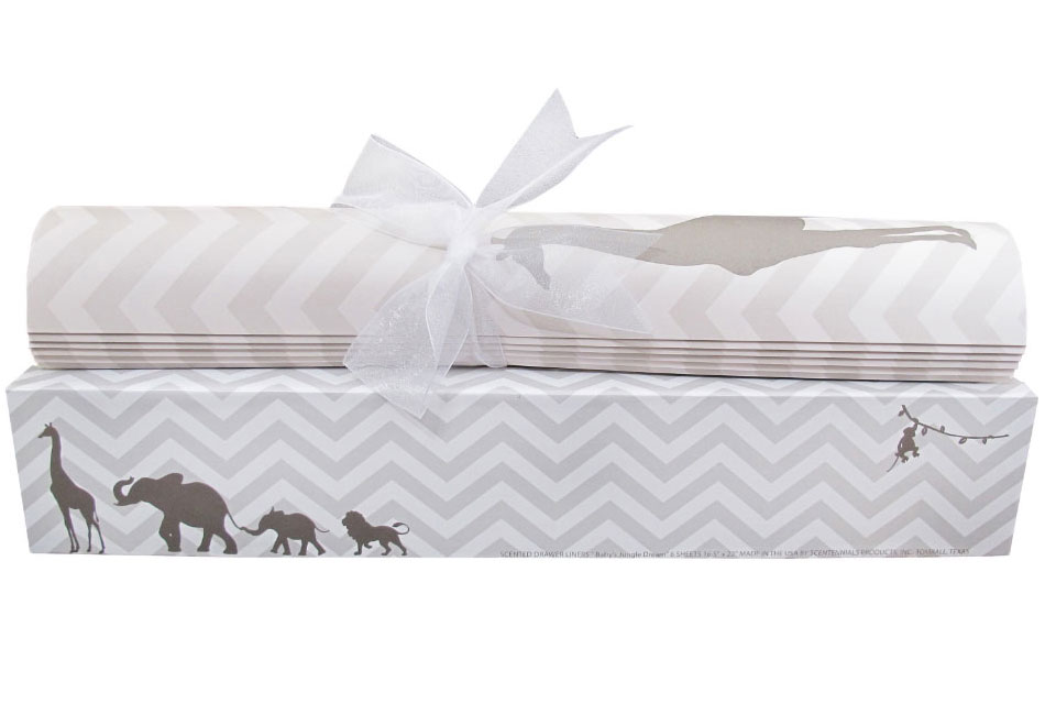 Jungle Baby's Dream Scented Drawer Liners
