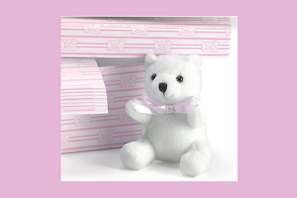 Baby Girl Scented Drawer Liner