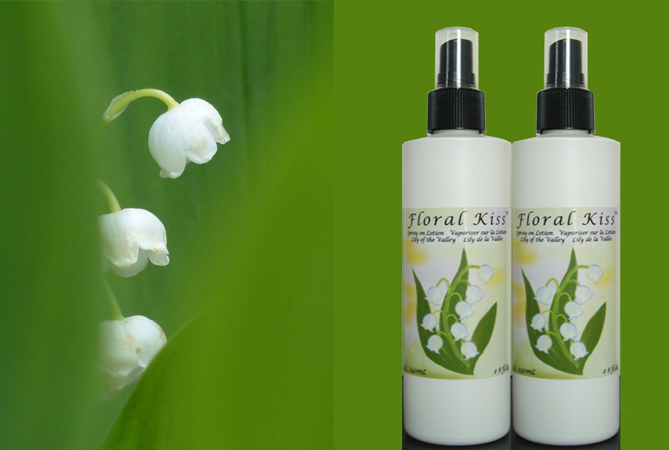 Lily of the Valley Spray Lotion