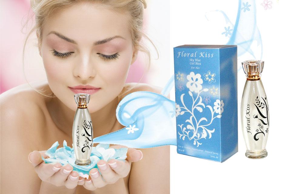 Sky Blue Perfume Women