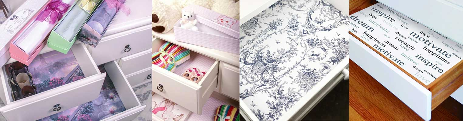 Scented Drawer Liners Subtle Fragrances Free Shipping In Canada